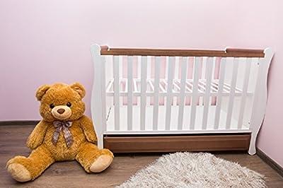 Preciosa Cuna De Bebe Hogartrend Modelo Amelia