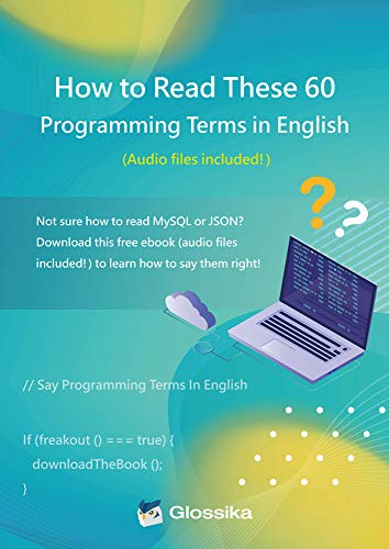 How to Read These 60 Programming Terms in English | Glossika ...
