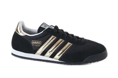 adidas dragon black and gold