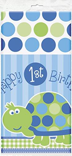 s Blaue SchildkrötePartyzubehör (1. Geburtstag Junge Ideen)