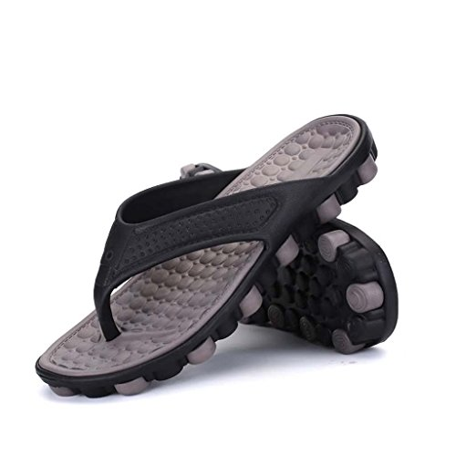 ZXCV Scarpe all'aperto Pattini a maniche per le scarpe da uomo Grigio