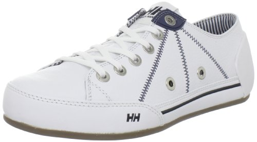 Helly Hansen  Latitude 90 Leather,  Sneaker Uomo, bianco (Bianco/Navy), 43 EU