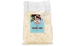 Coconut Merchant - Chips de coco crudas