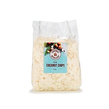 Coconut Merchant - Chips de coco crues