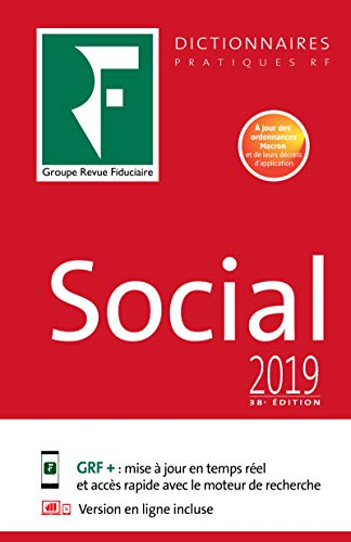 Dictionnaire social 2019