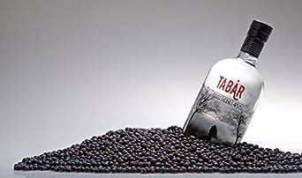 Gin Tabar, l'originale della Bassa Modenese. Premium Gin Distillato tra le nebbie dei fiumi Panaro e Secchia secondo una ricetta originale del 1814. 70cl, 45%Vol.