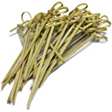 Ezee Bamboo Knot Skewers - 5 Inches (100 Pieces)