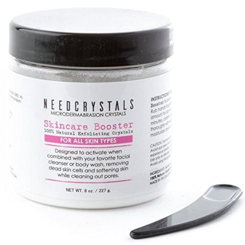 Brauchen Sie Kristalle Microdermabrasion Kristalle Weiß Aluminiumoxid Peeling Gesichtspflege 120...