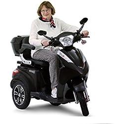 Elektromobil, Seniorenmobil, Dreirad Elektro Roller, Elektrorollstuhl, ECONELO