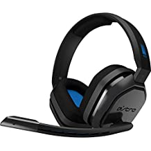 ASTRO Gaming A10 Headset (kabelgebunden, kompatibel mit PlayStation 4, Xbox One, PC, Mac) schwarz/blau (Reconditionné)
