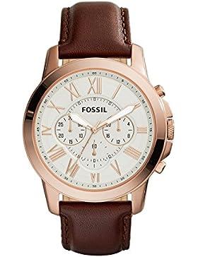 Fossil Herren-Uhren FS4991