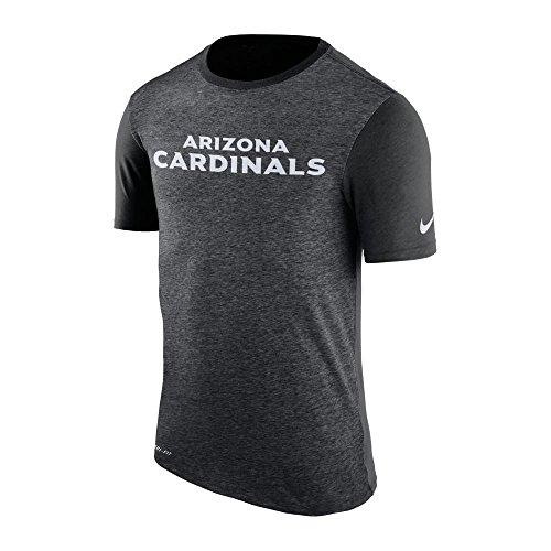 Nike NFL Arizona Cardinals Color Dip Dri-Fit T-Shirt Medium (Arizona T-shirts)