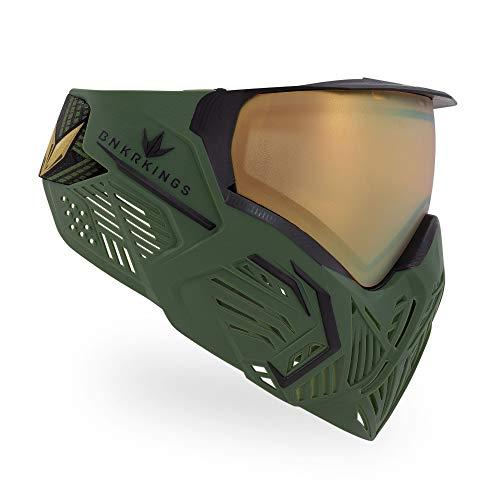 Bunkerkings CMD Paintball Brille/Masken, Limited Edition - Master Sarge, CMD -