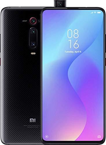 Xiaomi Mi 9T Smartphone 6 + 128 GB (16,2 cm (6,39 Zoll) AMOLED Display, Triple-Kamera, Dual-SIM, Android 9) Carbon Black