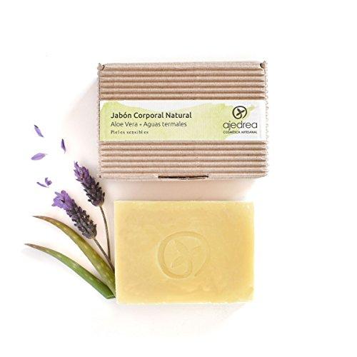 Jabón de Aloe Vera Ecologico