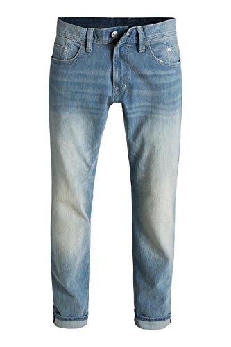 edc by Esprit 5 Pocket - Jeans - Slim - Homme Bleu (BLUE LIGHT WASH 903)