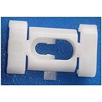 Porta quarto cintura rivelare stampaggio Trim Clip fermo 31/32 x 9/16 - Nylon (per GM #20175051, #15633873) (Confezione da 20)