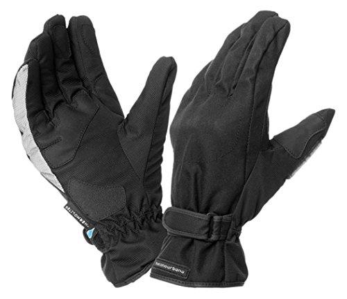 Tucano Urbano 9918UN6 HUB-CE, guanti invernali impermeabili e traspiranti, colore nero, taglia XL