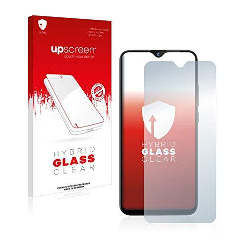 upscreen Film Protection Ecran en Verre Trempé Compatible avec Gigaset GS290 - Hybrid Glass 9H Dureté
