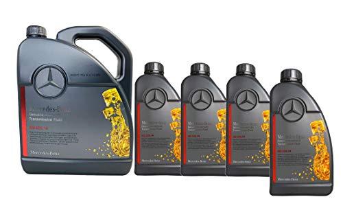 Olio/fluido di trasmissione automatica Original della Mercedes Benz mb236.14, ATF 134) pack9 lit