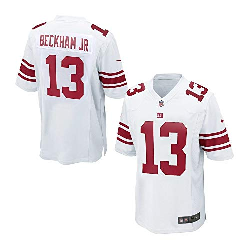 Nike NFL New York Giants Road Game Jersey - Odell Beckham Jr Large 330696af83f