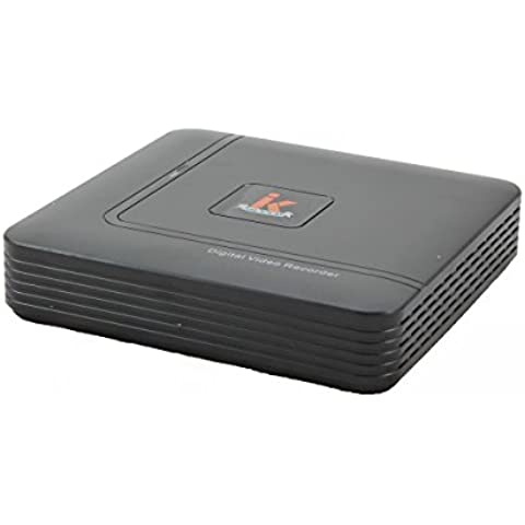 DVR 4 Canali Tribrido AHD / IP / ANALOGICO 720p