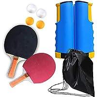 Juego de Ping Pong Juego de Tenis de Mesa portátil Creativo Creativo Juego de Ping Pong de Mesa