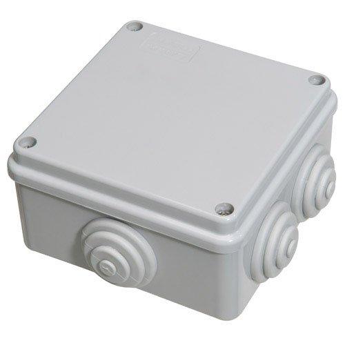 Maurer 19110165 Caja Estanca Superficie con Tornillo 100x100x50