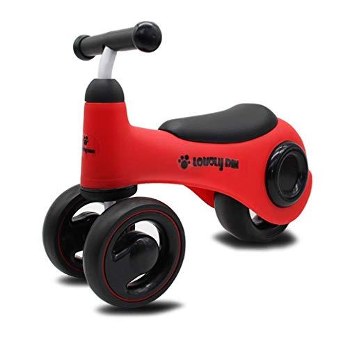 HFE Bicicleta de Equilibrio para bebés, Mini Juguete para