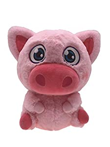 Splash Toys - Peluche de Cuties de 25 cm, Color Rosa