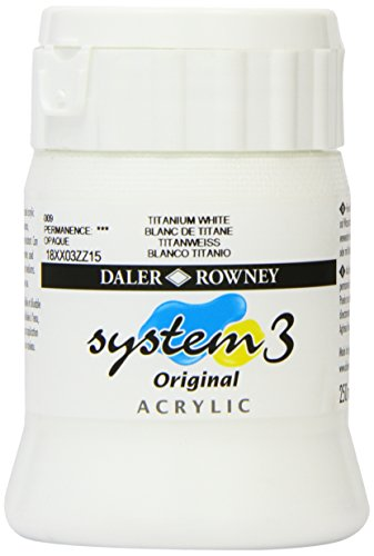 daler-rowney-system-3-250ml-paint-ink-pot-titanium-white