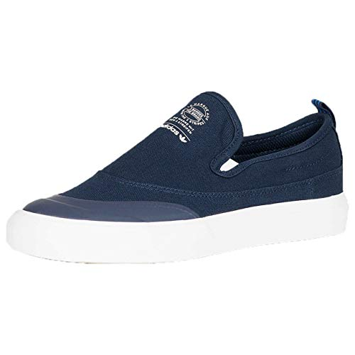 Adidas Matchcourt Slip On Collegiate Navy/Footwear White/Gum4