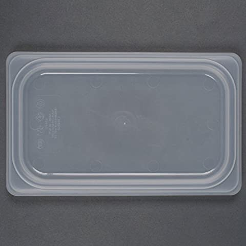 Fourth Size Translucent Food Pan Seal Cover 1