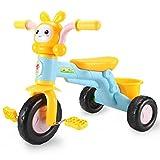 HUALQ Fahrrad Kinder Cartoon dreirädrigen Fahrrad Fahrrad Multifunktions Musik Kinderwagen Spielzeug