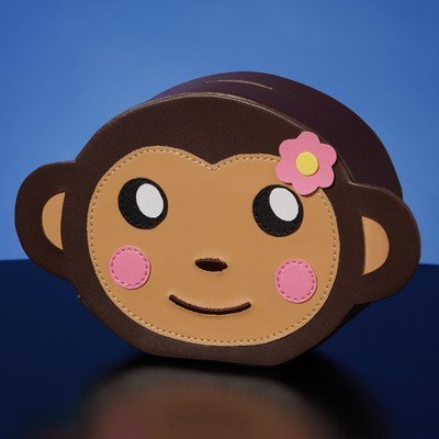Jing-A-Ling Monkey Bank by San Francisco Music Box