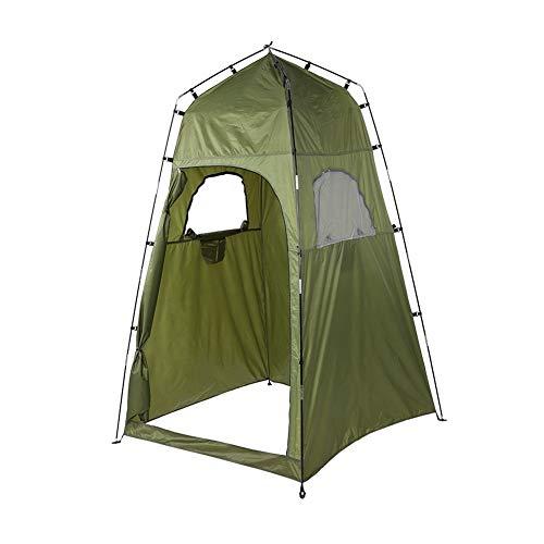 MAGT Duschzelt Tragbares Außenduschzelt Camping Shelter Beach Toilet Privacy Wickelraum