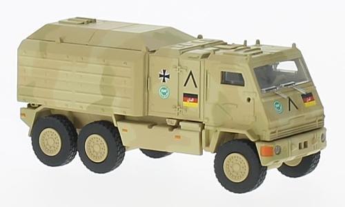 Preisvergleich Produktbild Yak Mehrzweck-Radfahrzeug, ISAF, 0, Modellauto, Fertigmodell, Schuco 1:87