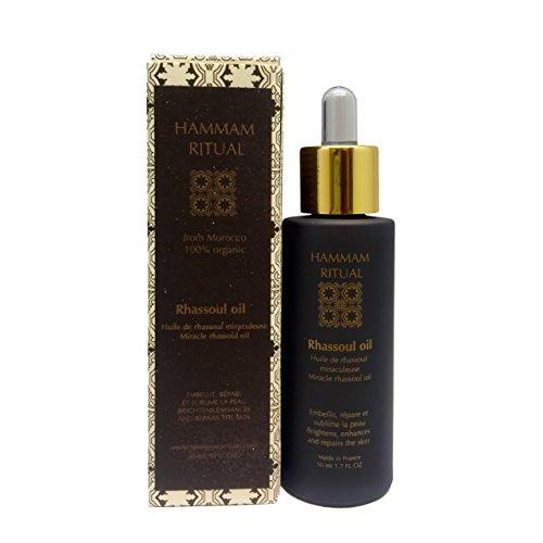 Hammam Ritual - Aceite precioso de aceite de rhassoul (30 ml)