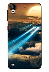 Htc Desire 630/530 Mobile Back Cover For Htc Desire 630/530; It Is Matte glossy Thin Hard Cover Of Good Quality (3D Printed Designer Mobile Cover) By Clarks