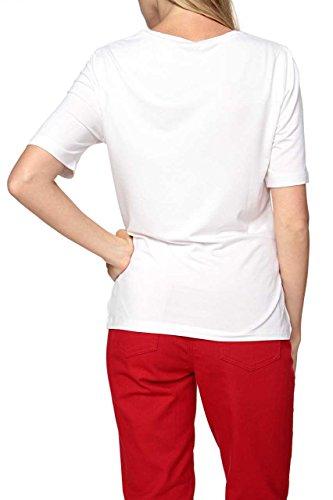 Basler Damen Shirt Motiv T-Shirt MODERN ART Creme