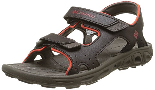 Columbia Techsun Vent Y, Unisex Kinder Aqua Schuhe Cordovan/Spicy