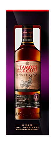 The Famous Grouse Smoky Black Blended Scotch Whisky (1 x 0.7 l)