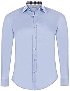 Burberry Camicia Uomo/Mens Brit Classic Fit