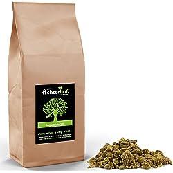 1 kg Ingwerwurzel geschnitten getrocknet Ingwer Tee Kräutertee vom-Achterhof