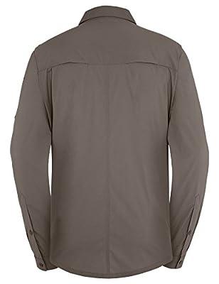 VAUDE Herren Hemd Farley Long Sleeve Shirt II