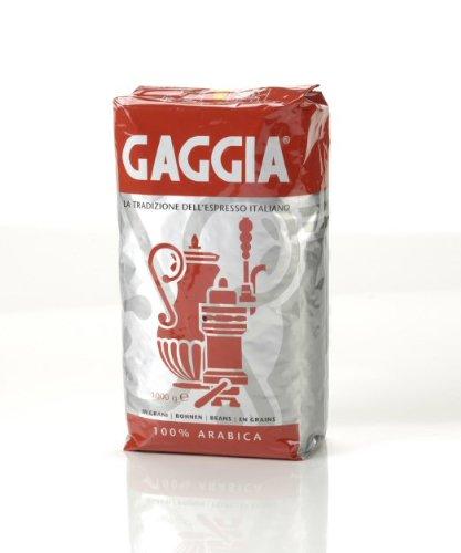 Gaggia Arabica Espressocaffe` 1000 g Bohnen