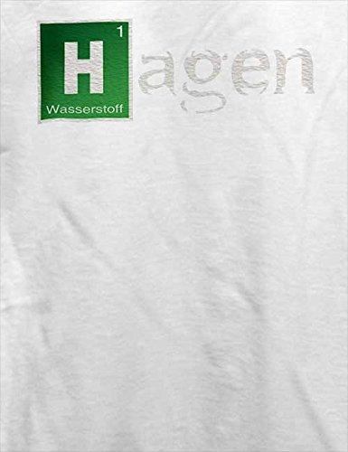 Hagen T-Shirt Weiß