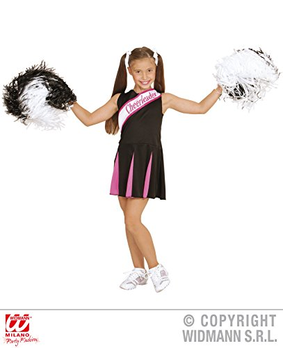 (Widmann Kinderkostüm Cheerleader)