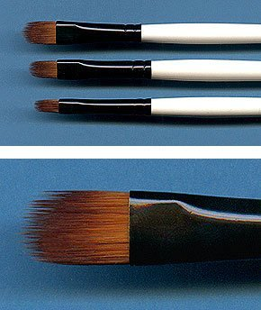 Simply Simmons Filbert Comb Brush #10 by Simply Simmons