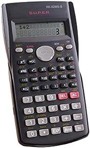 Calculadora científica matemáticas, Pantalla LCD calculadora científica Ingeniería, adecuados para la Escuela
